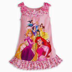 Disney Store 2016 Disney Princess