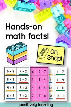 Add Legos to math an