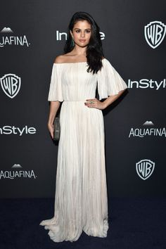 388be18aca Attending the 2016 InStyle And Warner Bros. 73rd Annual Golden Globe Awards  Post-Party