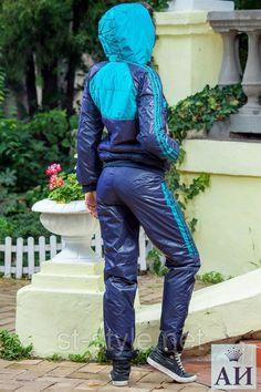 """Купить Костюм""""Adidas"""" дутый на синтепоне разм С,М оптом или и в розницу в Одессе, арт. 167234355"""