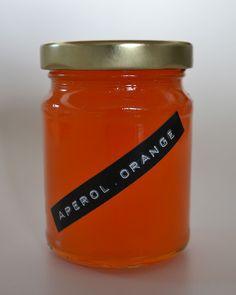 Aperol-Orangen-Marmelade