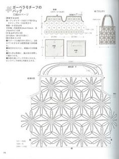 Bolsos tejidos a crochet - Las Manualidades