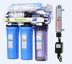 Máy lọc nước Kangaroo KG103 UV không vỏ tủ
