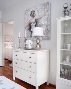 hemnes dresser as sideboard   home ideas   pinterest   wohnzimmer ... - Hemnes Wohnideen