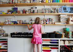 Collage Collage - a kids art studio