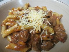This is a regular in our household and everyone loves it. Slow cooker or oven friendly!