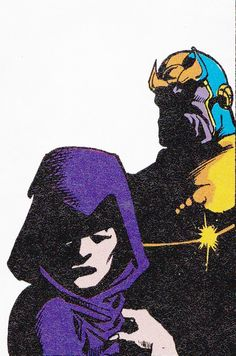 Death and Thanos