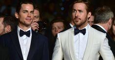 Ryan Gosling et Matt Bomer : Le sex appeal est au rendez-vous à Cannes