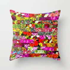"""Overdose  by Pixel404    THROW PILLOW / COVER (16"""" X 16"""")  $20.00"""