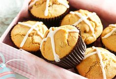 You don't need to miss out on Easter goodies with these deliciously spiced, gluten-free muffins.