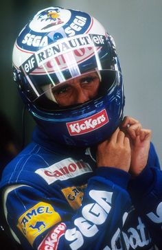 Alain Prost (Portugal 1993)