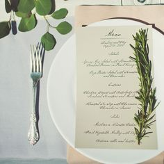 Our Vanessa silverware and Euro China featured at this gorgeous elegant vineyard wedding.