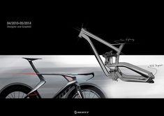 Scott concept bikes by Julien Delcambre