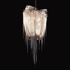 MOTHER chandelier.  Gorgeous!