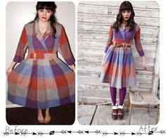 She also does tons of dress 'revivals' which are super inspirational.
