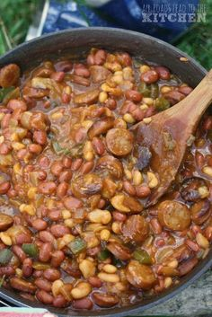 Campfire Beans & Weenies                                                                                                                                                     More