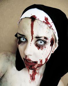 Halloween  Another Nun