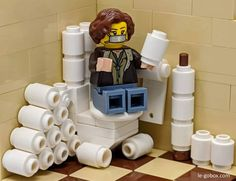 Reports, news, pics, videos, discussions and documentation from a studded world. /r/lego is about all things LEGO®. Lego Minecraft, Lego Moc, Cool Minecraft Houses, Lego Lego, Lego Batman, Minecraft Buildings, Minecraft Skins, Lego Disney, Lego Design