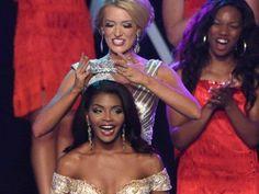 Jasmine Murray just named Miss Mississippi!!  I looove her! (Former Miss Mississippi State University!)