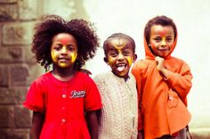 Addis Ababa, Ethiopia    kids by Jeremy Snell on Flickr.