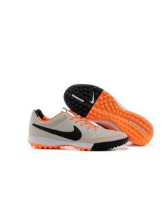 more photos c471f 3ed3e Billiga Nike Fotbollskor Svart Orange Grå SE635548
