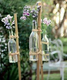 Süße Garten-Deko Idee!