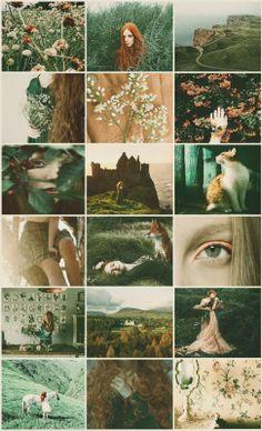 Scottish Fairy aesthetic