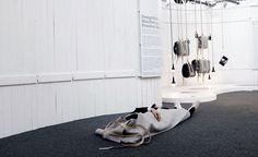Urban slumberland: Blond & Bieber create portable bed-backpack | Design | Wallpaper* Magazine
