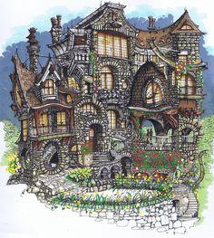 Village by Shawn Fisher.