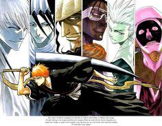 Bleach - All Colour But The Black 3 at MangaFox.me