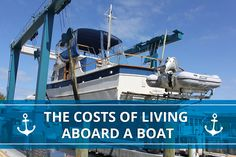 Wondering about the costs of living aboard a boat? There are many factors to…