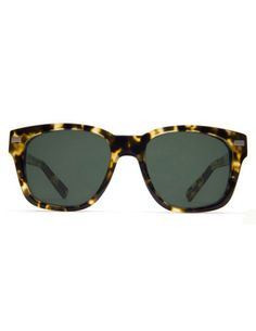 Perfect Warby Parker sunglasses that anyone'll look good in