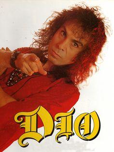 metalkilltheking:  Ronnie James Dio