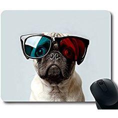 iMiMi Cool Pug Dog Mouse Pad