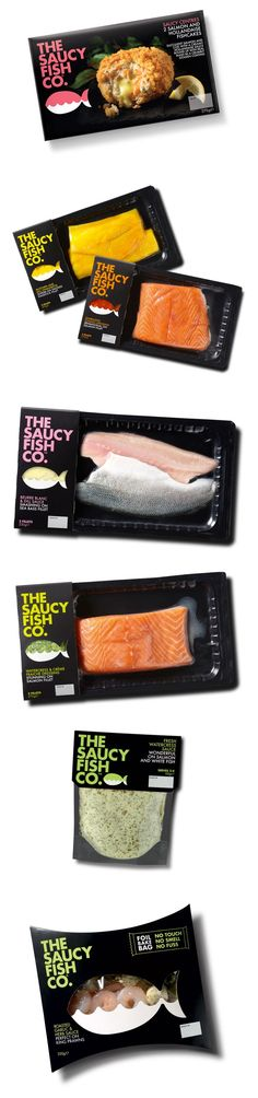 """Designed by Elmwood The Saucy Fish Co. is proud to be the first brand to sign up to the Sustainable Seafood Coalition, which aims to improve product labelling and consumer protection. As a leading brand we are keen to ensure that our customers have access to responsibly sourced fish, as they trust us to do the right thing by actively engaging in making fisheries and fish farming more sustainable."""""""