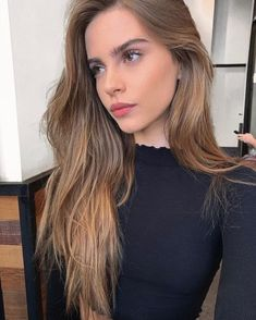 10 Biggest Spring/Summer 2020 Hair Color Trends You'll See Everywhere Blonde Hair With Highlights, Brown Blonde Hair, Light Brown Hair, Blonde Honey, Medium Blonde, Hair Medium, Light Hair, Hair Day, New Hair