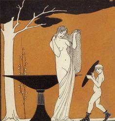 George Barbier - Master Art Deco illustrator