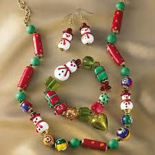 Jewellry for Christmas . . .