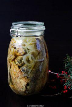 Polish Recipes, Polish Food, Charcuterie, Bon Appetit, Preserves, Seafood, Veggies, Food And Drink, Homemade