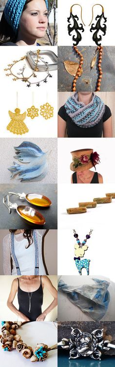 Sunny December by Sophie R on Etsy--Pinned with TreasuryPin.com