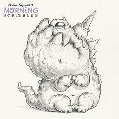 Morning Scribbles #348