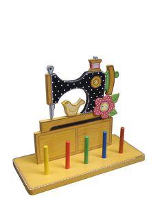 Máquina de Costura - Suporte para carretéis de linha - By Johnny