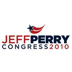 Political Logo Design Work by Matt Margolis, via Behance