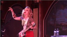 "Samantha Fish: at the lafayette hotel in Marietta Ohio 2017   Brock Davisson: ""Video that I took of the beginning part of the show. Had a fantastic time last night with my brother and Michael Francis at the Samantha Fish concert at the Historic Lafayette Hotel (The Official Page) here in Marietta OH. Samantha is such a beautiful sweetheart that can play the blues as mean as anyone out there. Her drummer and bass player are freaking awesome and friendly dudes as well. Show was super great and…"