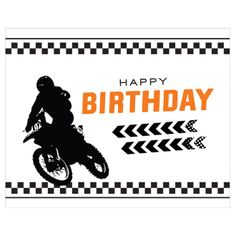 Motorcycle Birthday Party