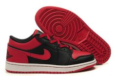 reputable site 23594 2d7e8 Air Jordan 1 Low Phat Black Varsity Red