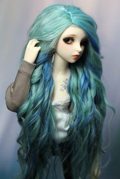 Pin by Gillie on Ball Jointed Dolls (BJD) | Pinterest Dool custom made by Nicolles'Dreams
