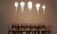 incredible! lamps shaped jellyfish ;)