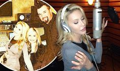 Chloe Lattanzi records new music with Olivia Newton-John