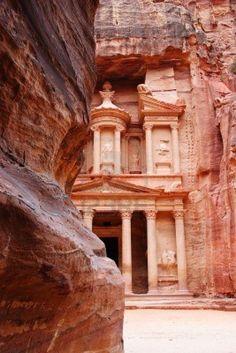 Petra Jordania, breathtaking!